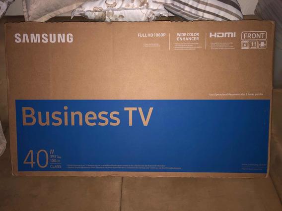 Smart Tv Samsung 40 Full Hd