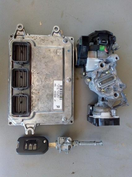 Kit Code Chave Injeção Novo Honda Civic