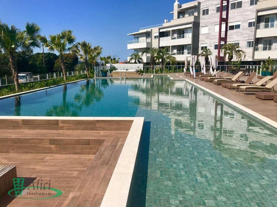 Apartamento Com 2 Dormitórios Para Alugar, 98 M² Por R$ 3.100/mês - Campeche - Florianópolis/sc - Ap0568