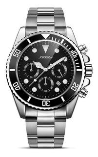 Reloj Sinobi Nb9758g Rolex Daytona Style_sport_calidad