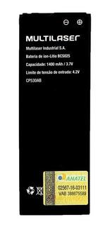 Bateria Multilaser Bcs025 Pr057 Ms40s P9025 P9026 Original