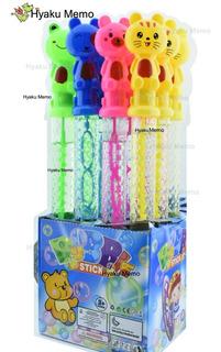 12 Burbujeros Grandes 37 Cm Burbuja Jabón Bolo Piñata Premio
