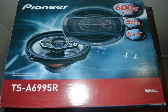 Cornetas Originales Pioneer Ts-a6995r 600w