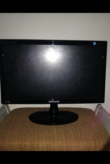 Monitor Samsung Syncmaster Bx1931 De 15 Pulgadas (40v)
