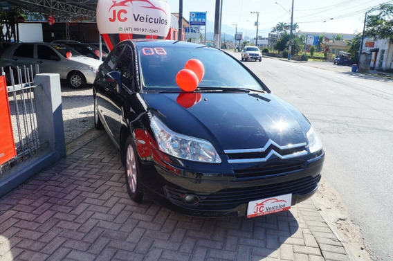 Citroën C4 2.0 Glx Pallas 16v Gasolina 4p Manual