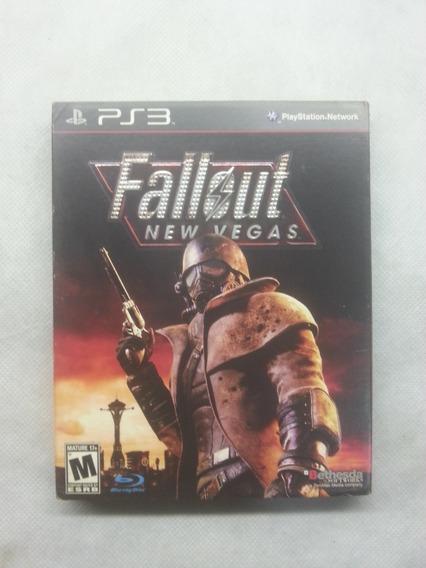Jogo Ps3 Midia Fisica Usado Original Fallout New Vegas