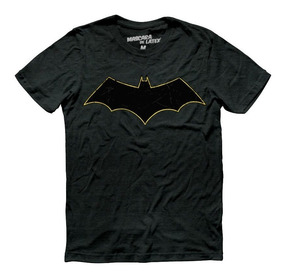 Playera Mascara De Latex Batman Rebirth Logo