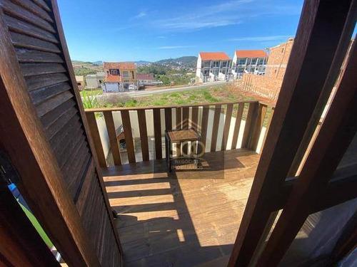 Casa Com 2 Dormitórios À Venda, 65 M² Por R$ 266.000,00 - Potecas - São José/sc - Ca0520