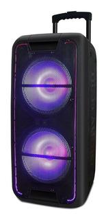 Parlante Hummer Alta Potencia 420w Luz Led Bluetooth Ep-350
