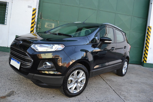 Ford Ecosport 1.6 Titanium 2017  Unico Dueño / 62.000km
