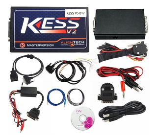 Programador Kess 5.017 V2.47 2018 Chip Tunning + Ecm Full