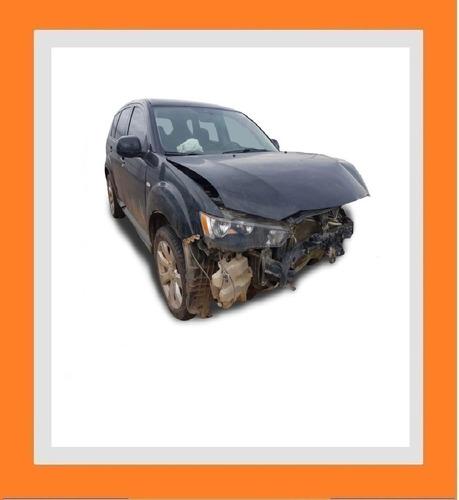 Sucata Mitsubishi Outlander 2.4 Para Retirada De Peças