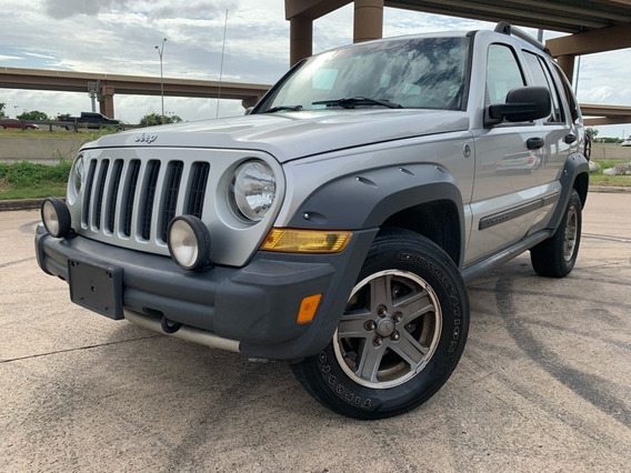 Jeep Liberty Renegade 2005 - Made In Usa - Excelente