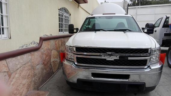 Pipas Para Gas Chevrolet 3500