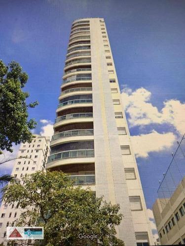 Imagem 1 de 19 de Apartamento Com 3 Dormitórios Para Alugar, 120 M² Por R$ 3.500,00/mês - Mooca - São Paulo/sp - Ap6362