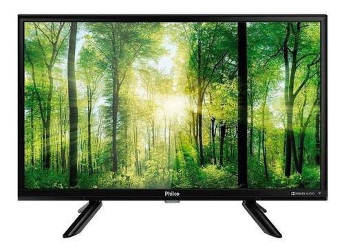 """Smart TV Philco PTV24G50SN LED HD 24"""" 110V/220V"""