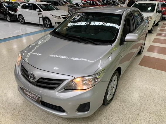 Toyota Corolla 2014 Automático Completo Único Dono Baixa Km