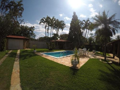 Chácara À Venda, 1050 M² Por R$ 1.200.000,00 - Praia Dos Namorados - Americana/sp - Ch0041
