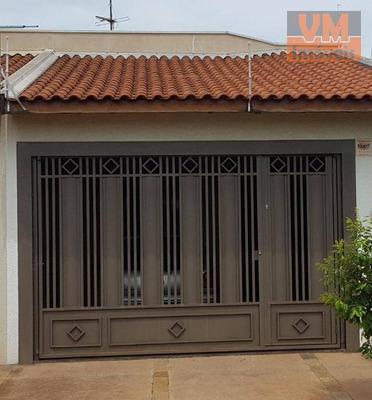 Casa 2 Dormitórios - Recreio Anhangüera - Ribeirão Preto/sp - Ca1138