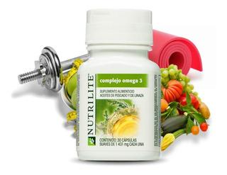 Complejo Omega 3 De 30 Cápsulas Nutrilite