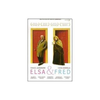 Elsa & Fred Manuel Alexandre China Zorrilla Blanca Dvd Nuevo