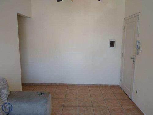 Apartamento Com 1 Dorm, Gonzaguinha, São Vicente - R$ 180 Mil, Cod: 17899 - V17899