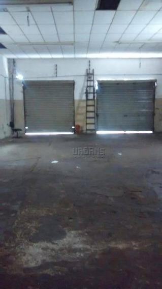 Galpão Comercial Para Locação, Jardim Santo Antônio, Santo André. - Ga0024