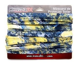 Mascara Proteção Solar Uv Tubineque Monster3x Todas As Cores