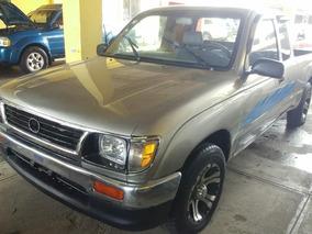 Toyota Tacoma 1996 4x2 4cilindros Mecánica Sana Americana