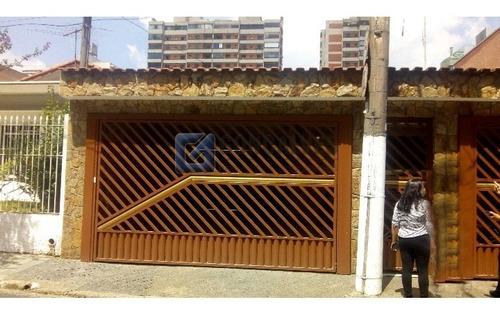 Locação Casa Terrea Sao Bernardo Do Campo Jardim Tres Marias - 1033-2-36663