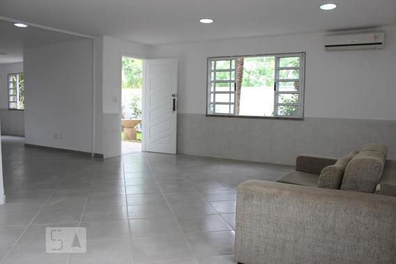 Casa Para Aluguel - Recreio, 3 Quartos, 315 - 893039640