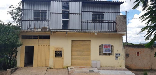 Casa Para Venda Em Ribeirão Das Neves, Campos Silveira, 5 Dormitórios, 3 Banheiros - V182_1-1337849