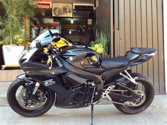Suzuki Gsx-r750 2013