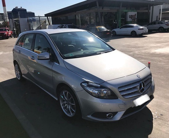 Mercedes Benz B180 Cdi Blueefficiency Aut