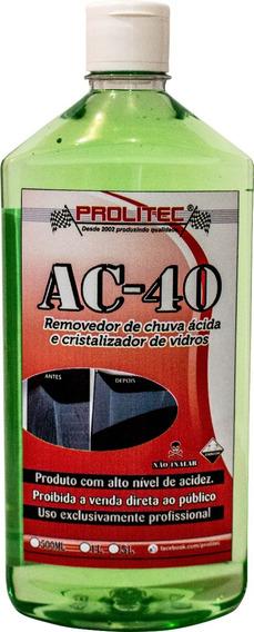 Removedor De Insetos 1l+removedor De Chuva Ácida 1l