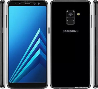 Celular Samsung Galaxy A 8 2018