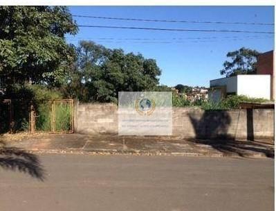 Terreno À Venda, 523 M² Por R$ 340.000 - Jardim Aruã - Campinas/sp - Te0245