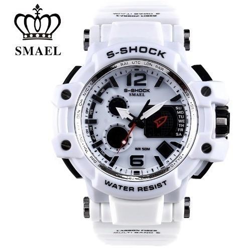 Relogio Esportivo Smael S-shock Original