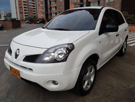 Renault Koleos Expression 2011 4x2 Mecánica Excelente Estado