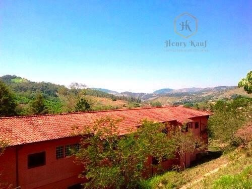 Sítio Rural À Venda, Jardim Cachoeira, Amparo. - Si0001