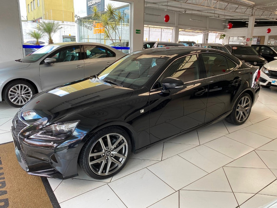 Lexus Is 250 2.5 V6 Sport Top De Linha