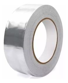 Fita Alumínio Térmica Retrabalho Calor Solda Bga 5cm 40m