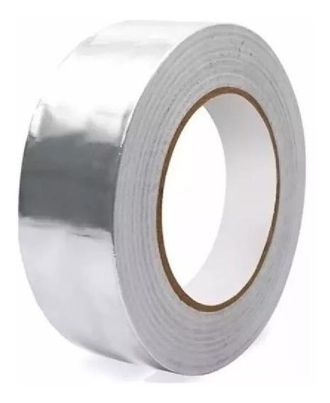Fita Alumínio Térmica Retrabalho Calor Solda Bga 5cm 40m 50mmx40m