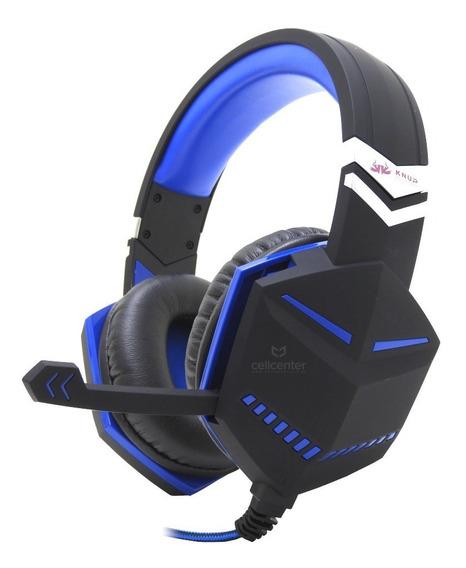 Headset Gamer Para Ps4, Para Xbox One Over Ear Com Microfone