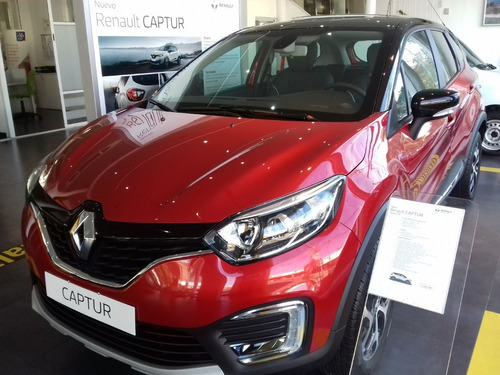Renault Captur 2.0 Intens Stock Oportunidad Car One (jg)