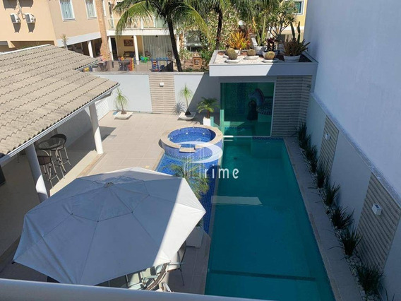 Casa Com 3 Dormitórios À Venda, 280 M² Por R$ 2.100.000,00 - Camboinhas - Niterói/rj - Ca0766