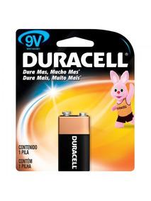 Bateria Alcalina 9v C/1 Duracell