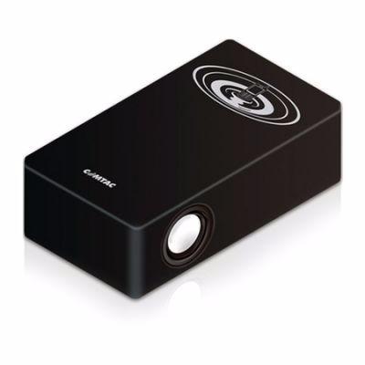 Caixa De Som De Contato Magic Booster P/ Celular Comtac
