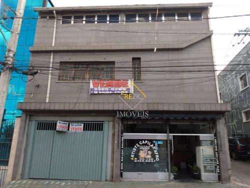 Sobrado Com 2 Dormitórios À Venda, 200 M²  - Vila Nova Galvão - São Paulo/sp - So0123