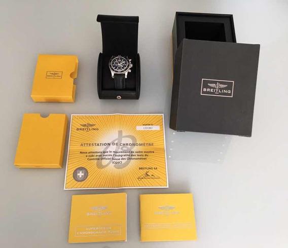 Relógio Breitling Superocean Chronograph M2000